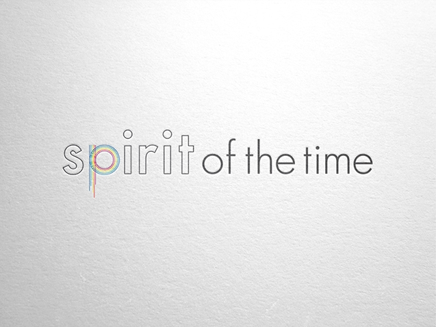 Spirit of the time - Logo Design and Motto