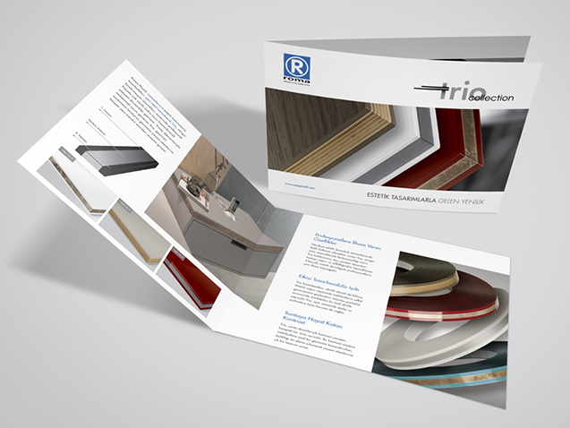 Roma / Trio - Brochure and Photography Production