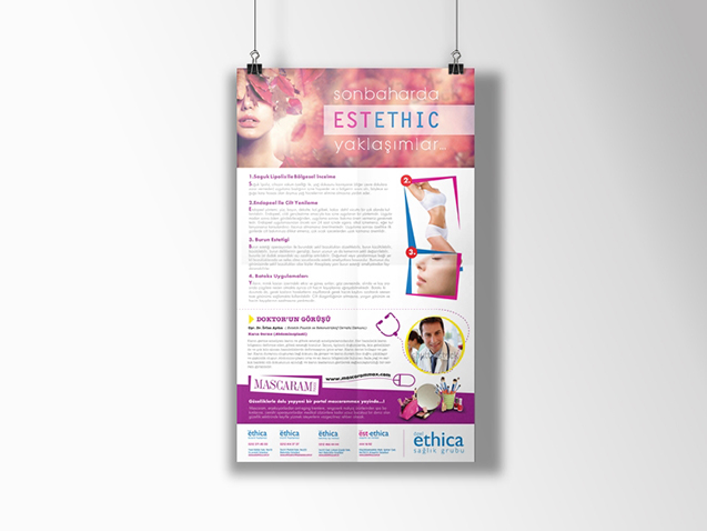 Ethica Health Group - Ad Design