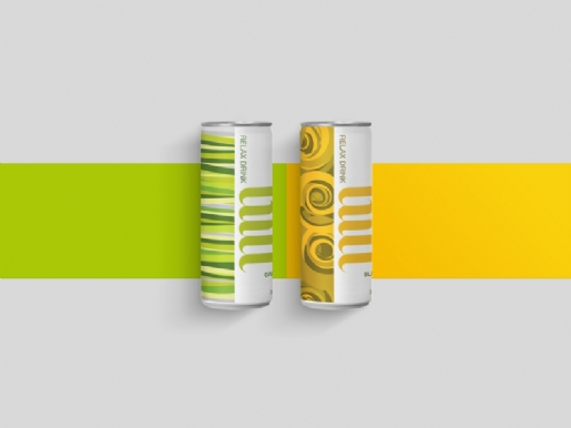 Relax Drink -  Packing Concept Design
