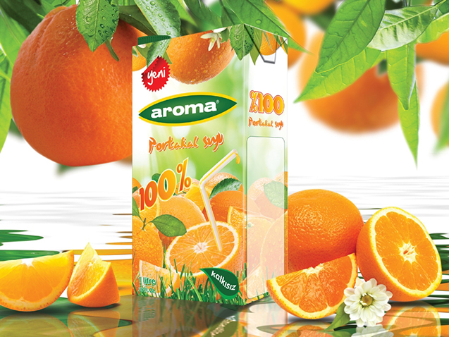 Aroma - Package Design