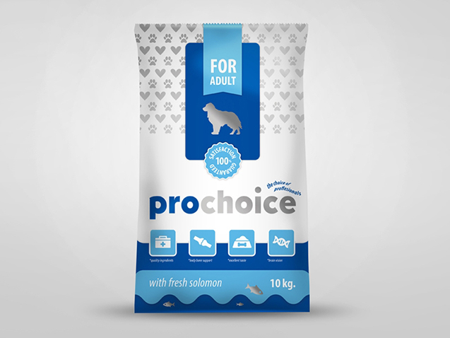 Prochoice - Packing Design Concepts