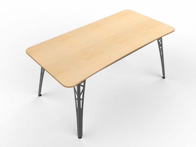 Table - 3d modelling&rendering