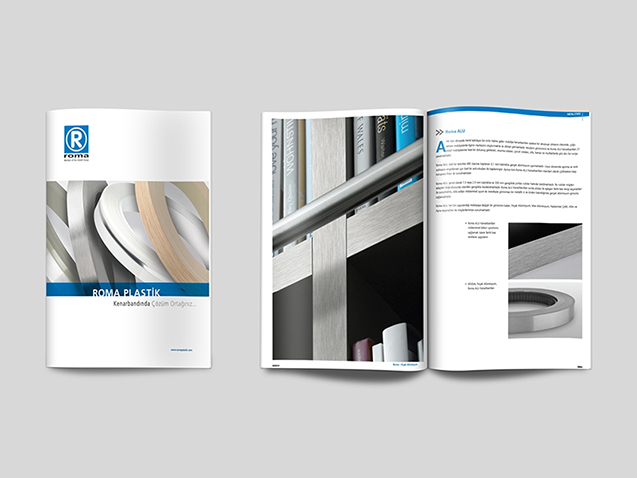 Roma / Corporate - Brochure and Photography Production